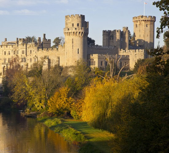 Tour Warwick Castle